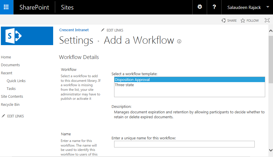Approval Workflow Missing in SharePoint 2013? - SharePoint Diary