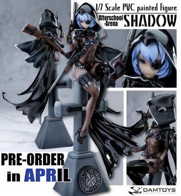 Figuras: Sensual Shadow de After-School Arena - Damtoys