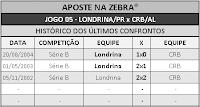 LOTECA 701 - HISTÓRICO JOGO 05