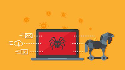 Pengertian Virus Trojan Horse