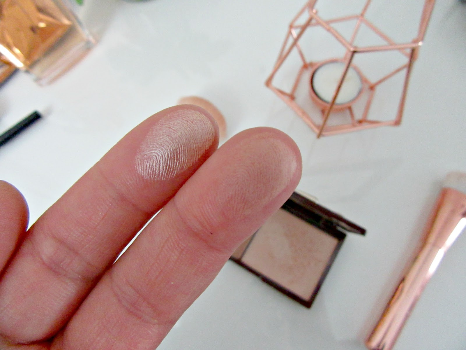 I Heart Makeup Bronze and Glow palette