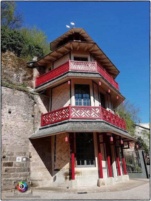 EPINAL (88) - Tour Chinoise
