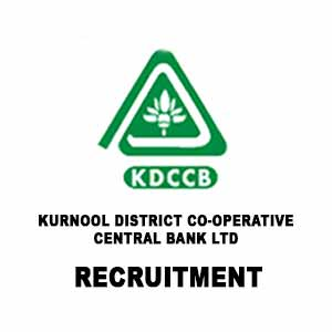 Kurnool District Co-operative Central Bank Ltd | Recruitment | 2017