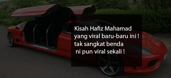 KISAH HAFIZ MAHAMAD