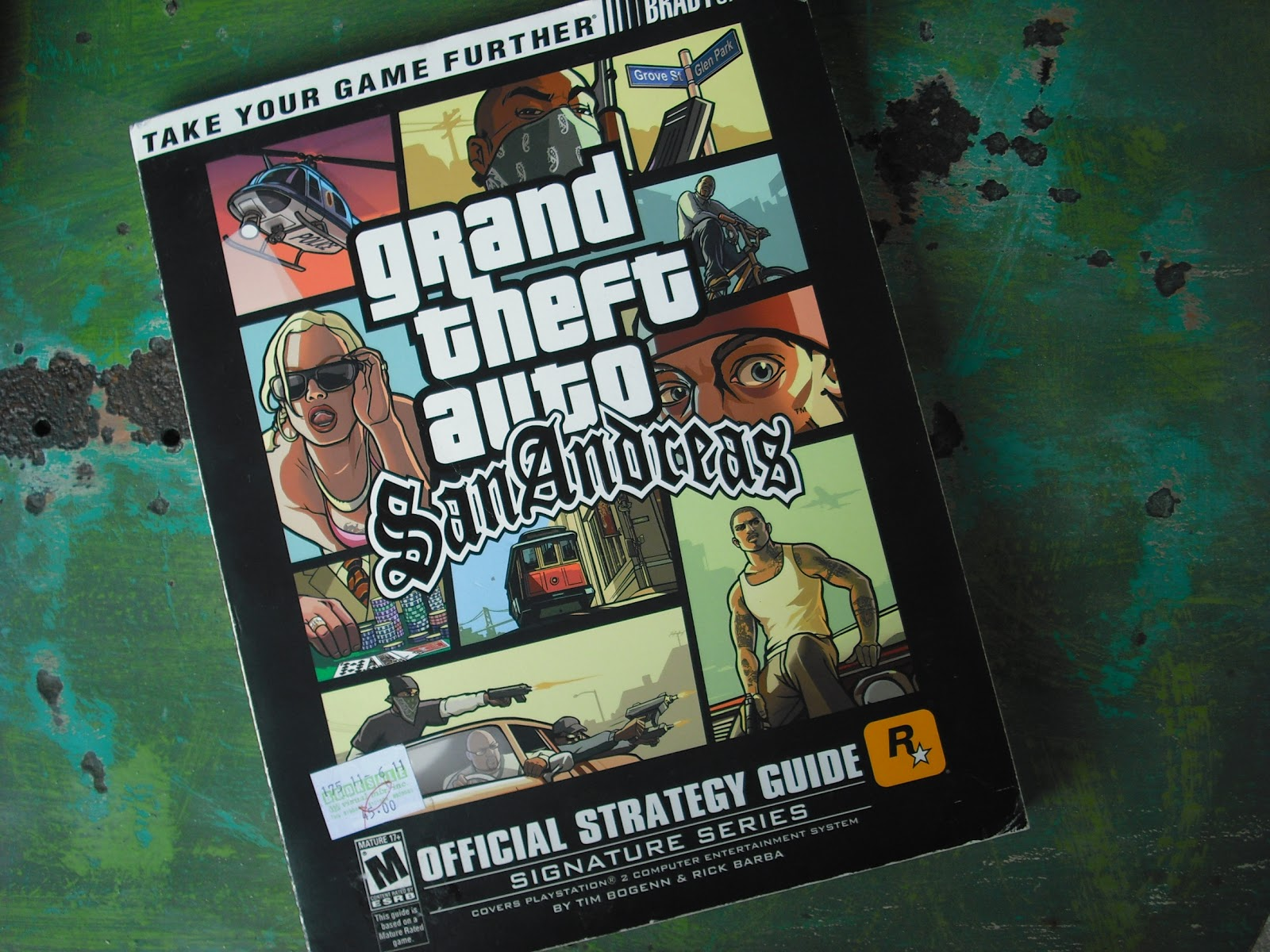 GTA+San+Andreas+Strategy+Guide+by+Brady+