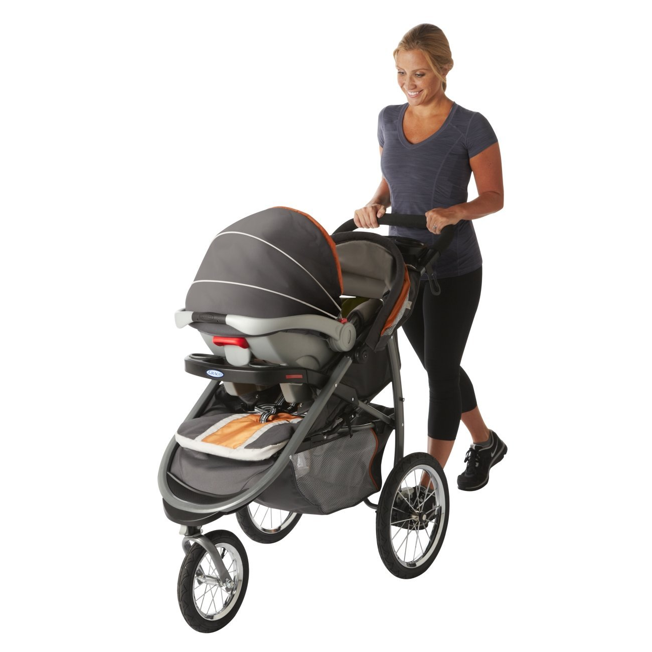 Best Baby Jogging Strollers Reviews Graco Fastaction Fold