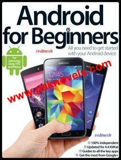 Android for Beginners - 2014