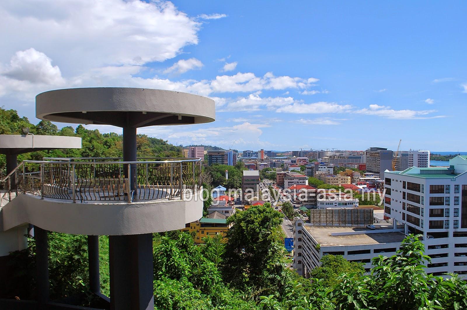 Signal Hill Observatory Platform Sabah