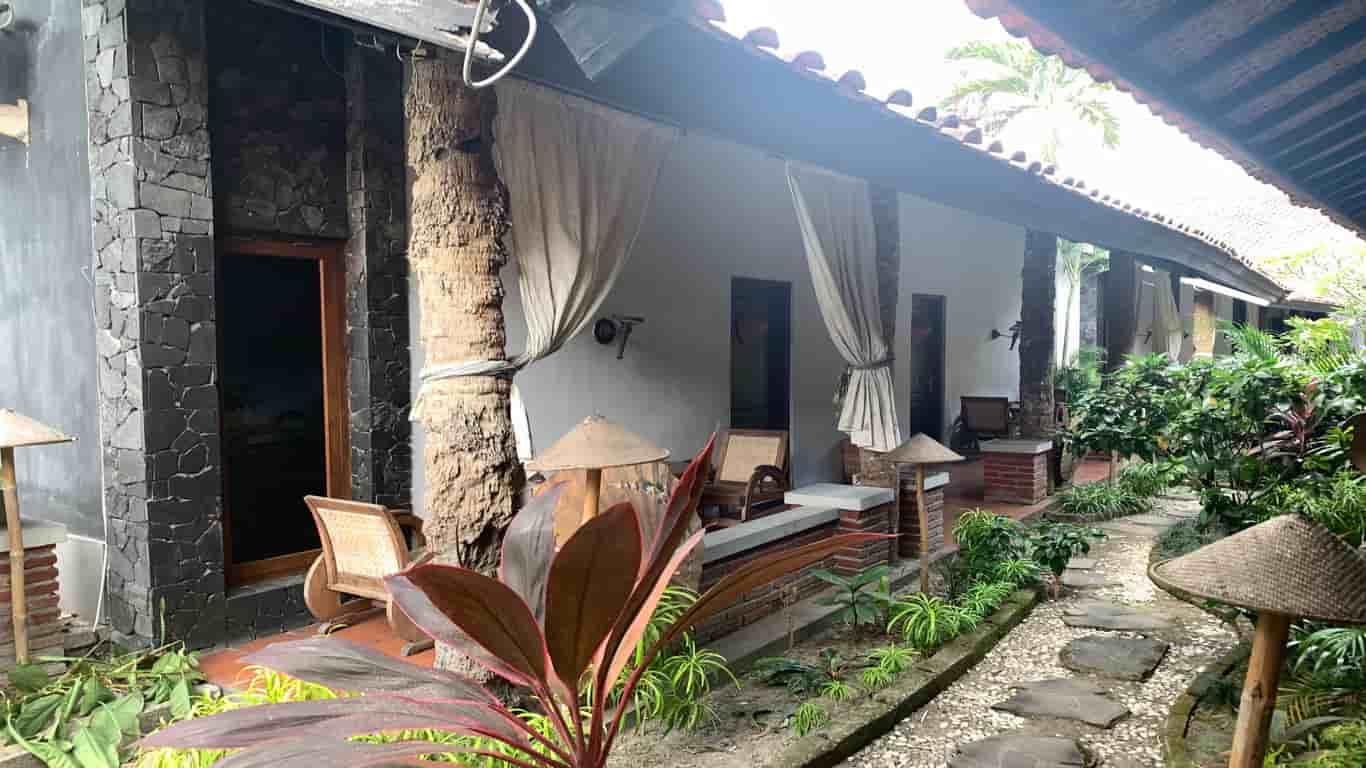 Rumah Palagan Hotel Jogjakarta Selaksa Di Bali