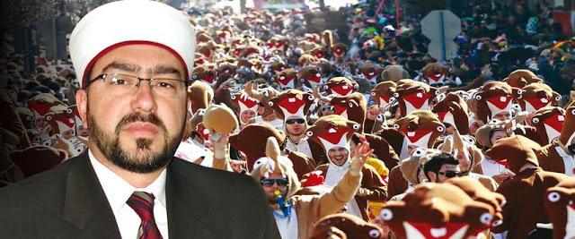 Οι Τούρκοι επέλεξαν να διασκεδάσουν στο Καρναβάλι της Ξάνθης