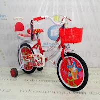 Sepeda Anak Erminio ER2401 Girl n Star 16 Inci
