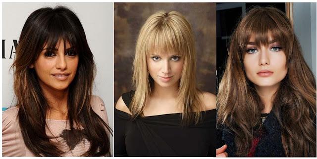 blondynka, brunetka, włosy, jak obciąć włosy? , grzywka, lata 80