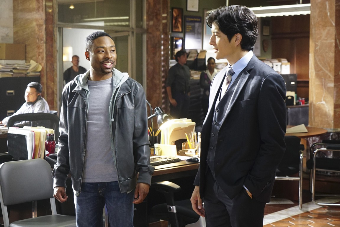 Rush Hour - Season 1 Episode 01: Pilot