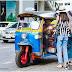 Kinh nghiệm đi xe tuk tuk trong chuyến du lịch Thái Lan