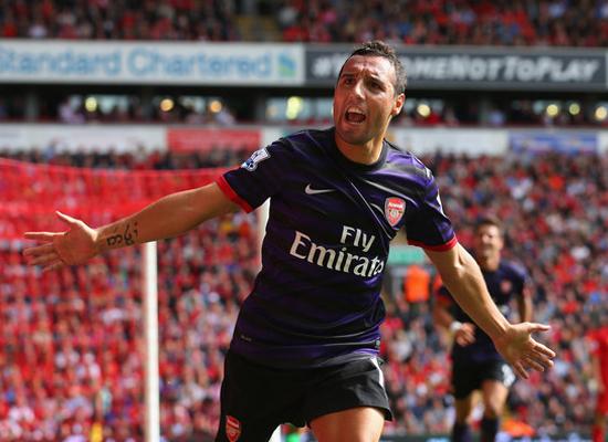 BBC Football: Wallpaper >> Liverpool (0) Vs (2) Arsenal