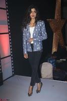 Poonam Kaur looks super cute in Denim at Nakshatram music launch 010.JPG