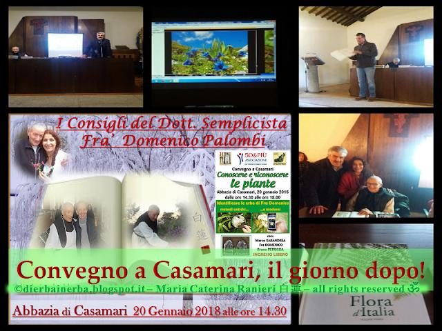 Convegno a Casamari, il giorno dopo!
