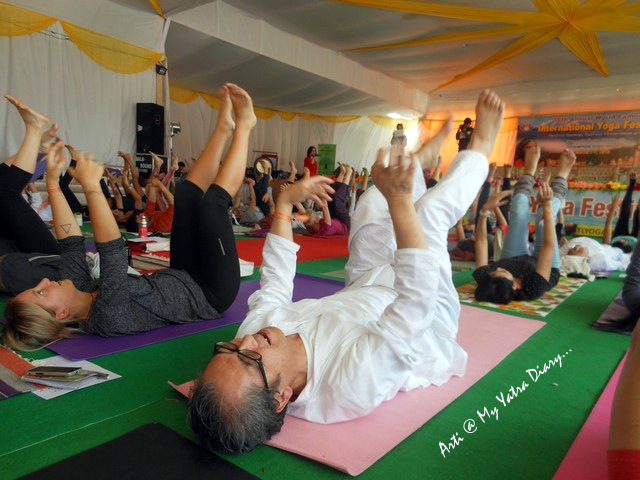 Shinto Yoga, Japan, International Yoga Day, Parmarth Niketan, Rishikesh