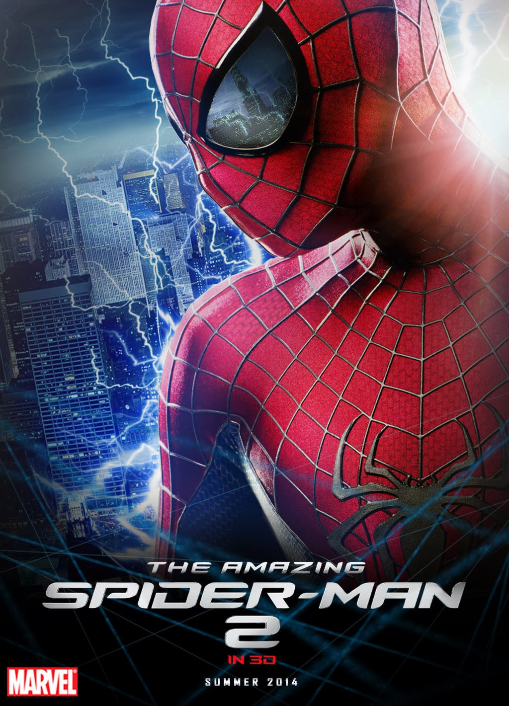 مشاهدة فيلم the amazing spider man 2 مترجم اون لاين