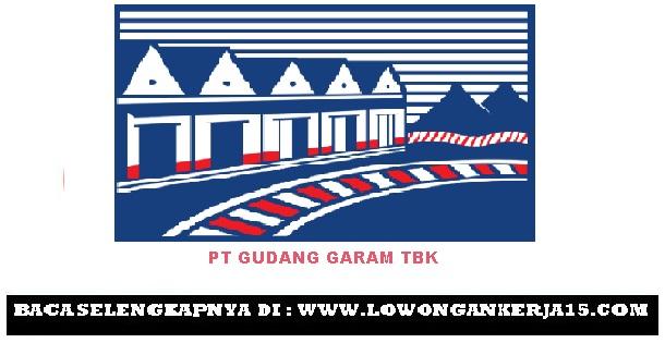 Rekrutmen Lowongan pt gudang garam tbk