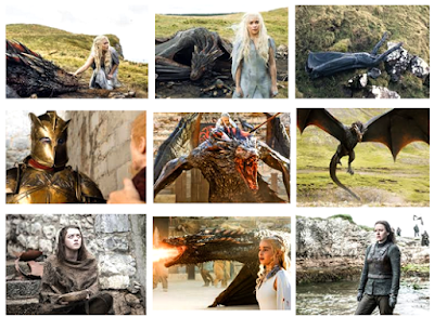 Game of Thrones adalah