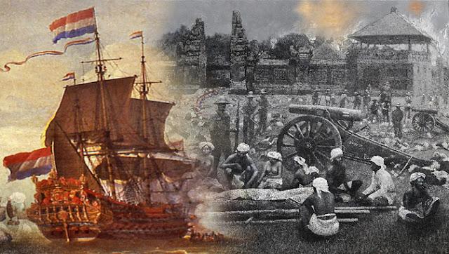 Tipuan Kapal Karam Dalam Penaklukan Kerajaan Badung
