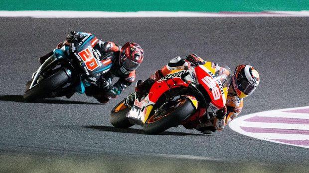 Lorenzo Takut Kecelakaan Saat Bertanding di MotoGP Argentina 2019