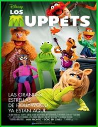 Los Muppets (2011) | DVDRip Latino HD Mega