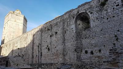 mura di zara