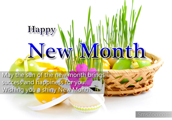 Happy new month wishes and inspirational quote from myfrontpager happy new month wishes and inspirational quote from myfrontpager m4hsunfo