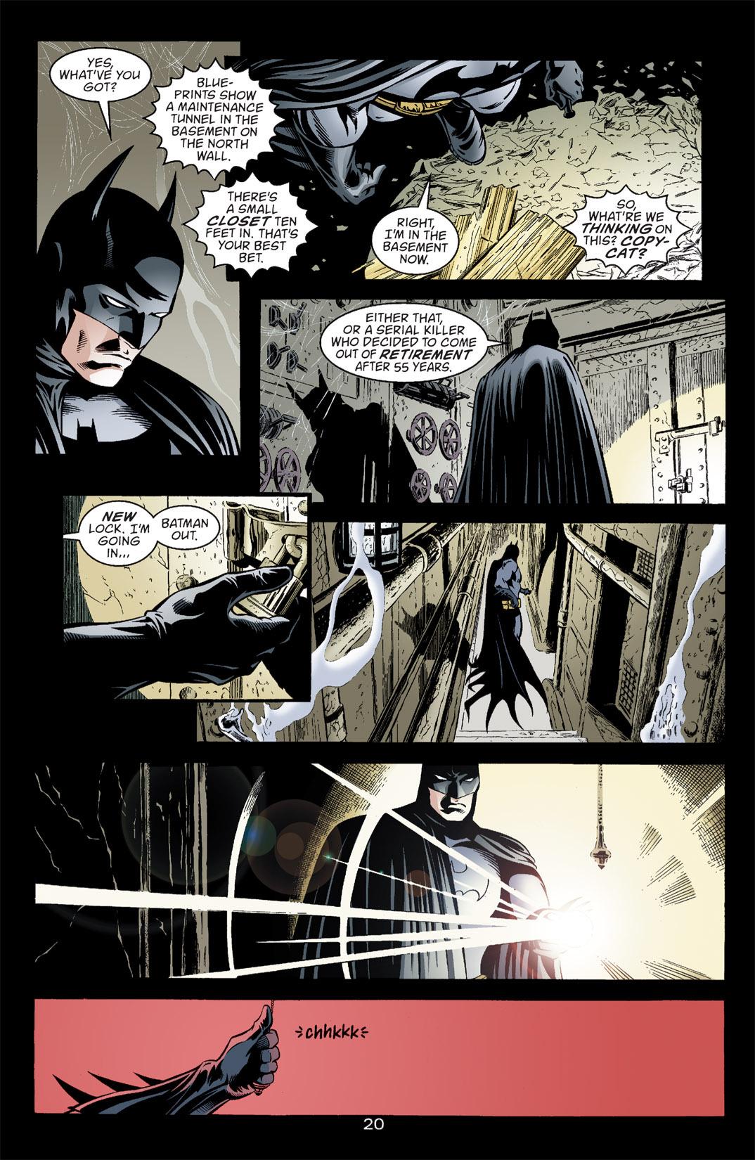 Detective Comics (1937) 784 Page 20