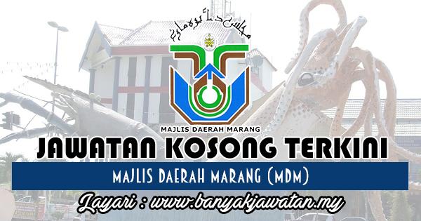 Jawatan Kosong 2017 di Majlis Daerah Marang (MDM)