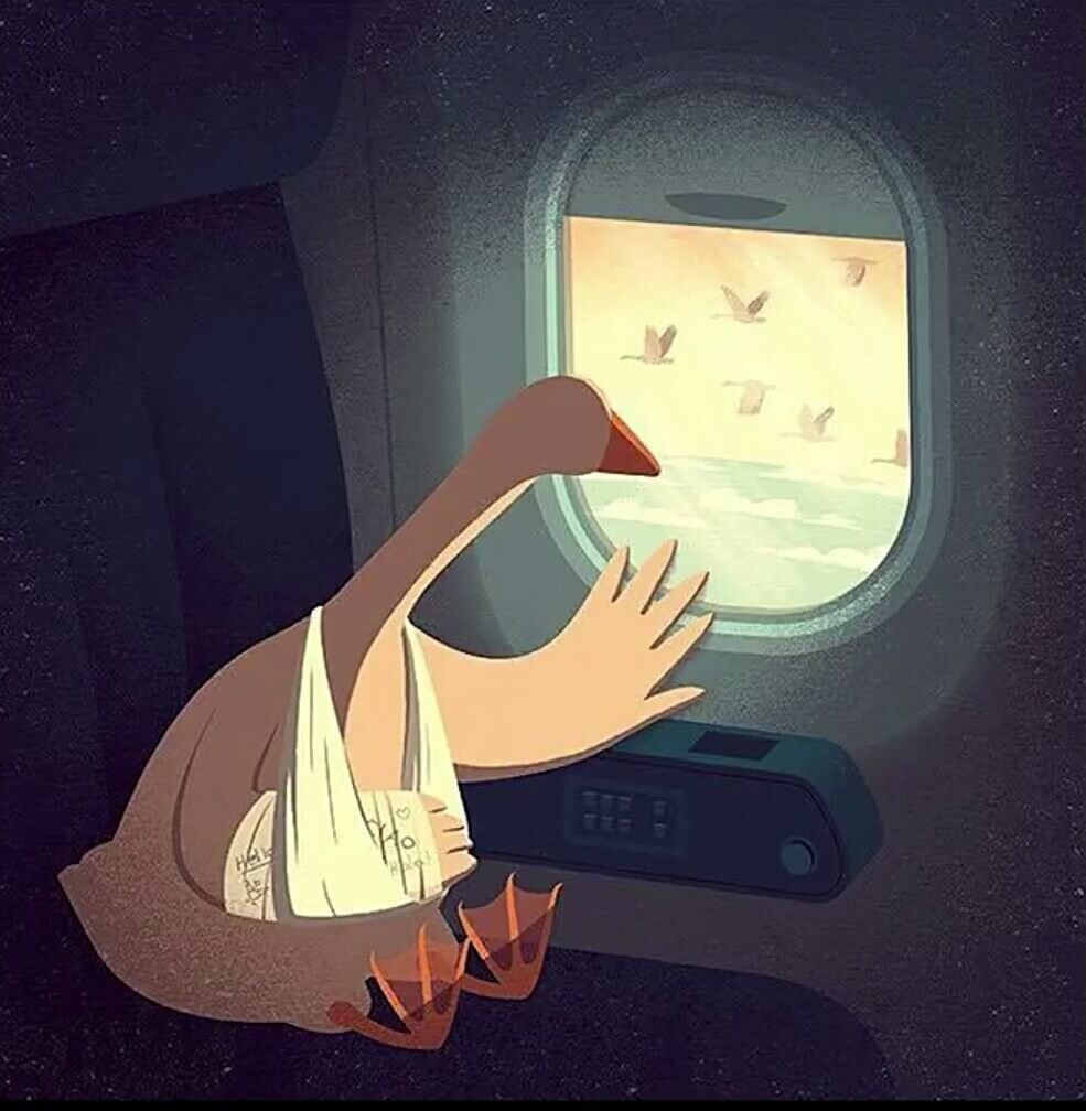 80 Heartbreaking But Honest Illustrations Depict The Truth About Humanity