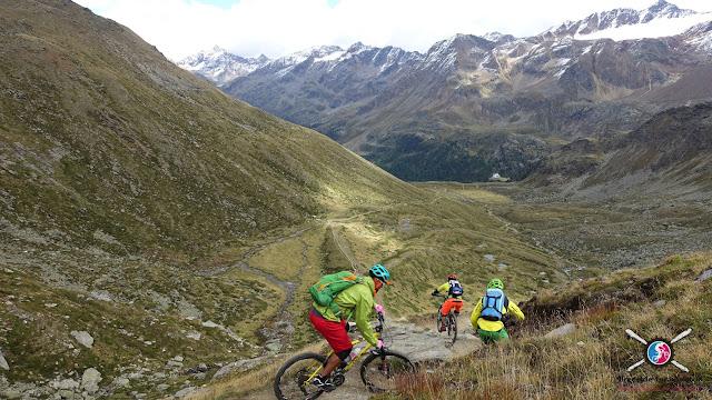 Trailride Madritschjoch