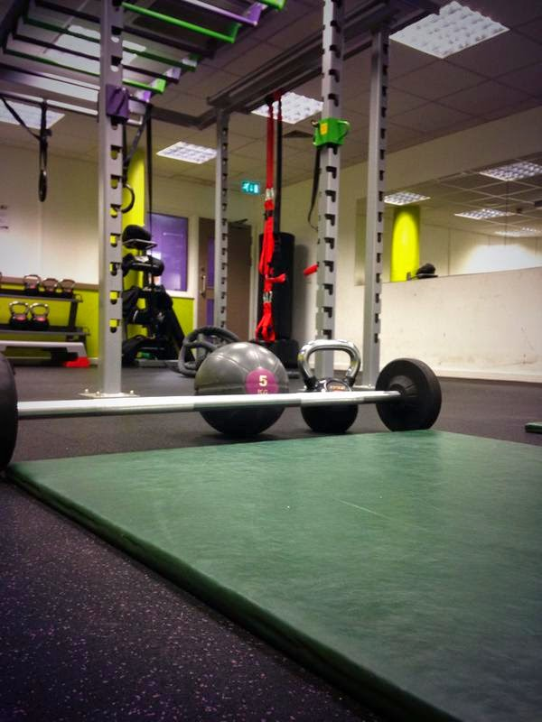 Strength and conditioning for runners - King Alfred gym Brighton