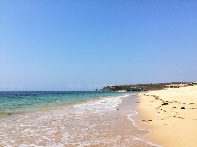 The St. Regis Bali Resortのビーチの写真