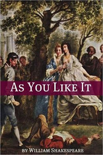 As you like it William Shakespeare