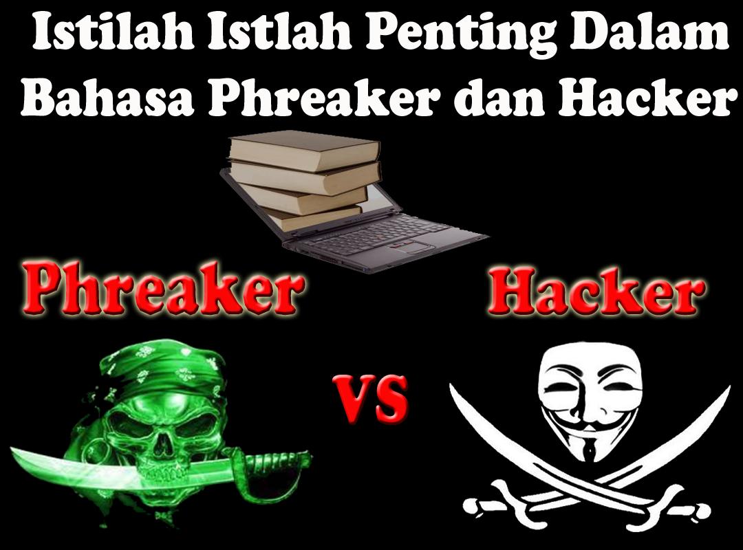 Istilah Istilah Dalam bahasa Dunia Phreaker dan Hacker