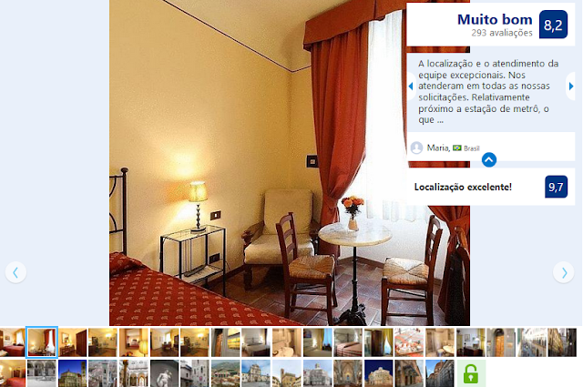 Hotel Relais II Companile para ficar em Florença