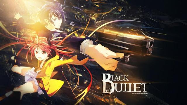 Black Bullet - Top Anime Like Shingeki no Kyojin (Attack on Titan)