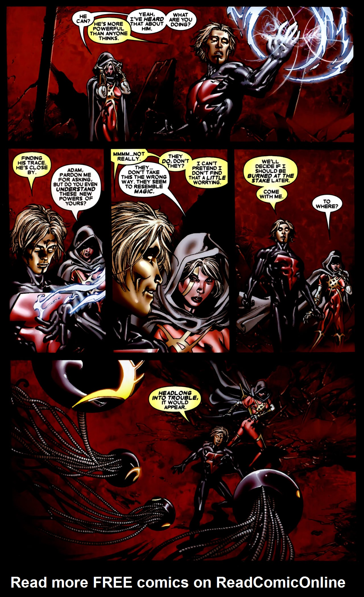 Read online Annihilation: Conquest comic -  Issue #4 - 20
