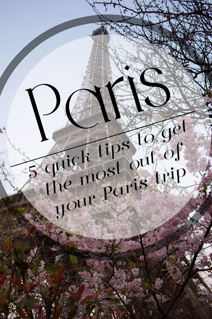 How to travel in Paris
