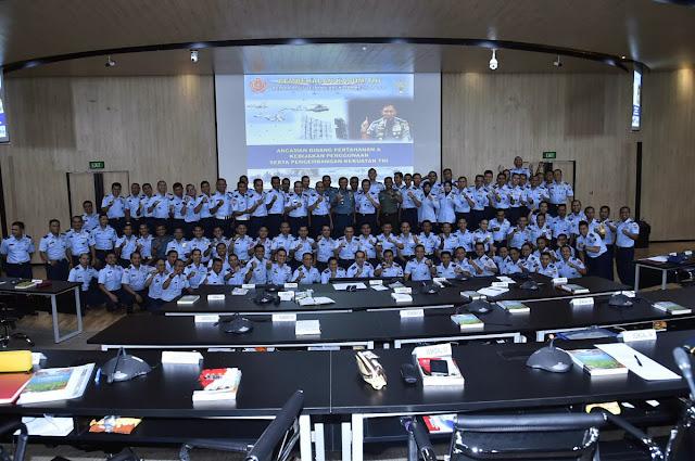 Kasum TNI :  Tanpa Pengendalian Udara, Kedaulatan Negara Akan Terancam