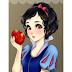 Princesas da Disney como personagens de Animes
