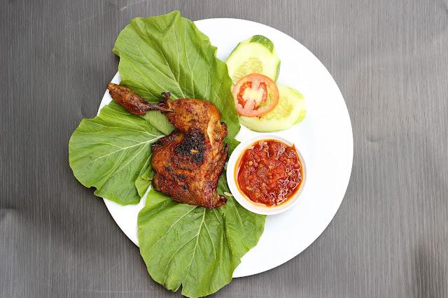 Ayam Panggang Bebakaran yang sedep