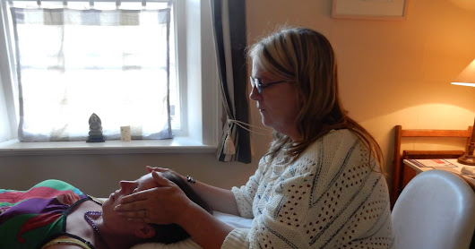 First Community Reiki Clinic in Ludlow