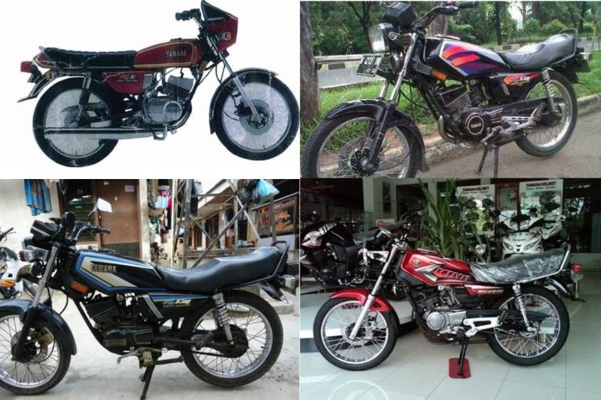 Inilah 4 Seri RX-King Yang Jad...