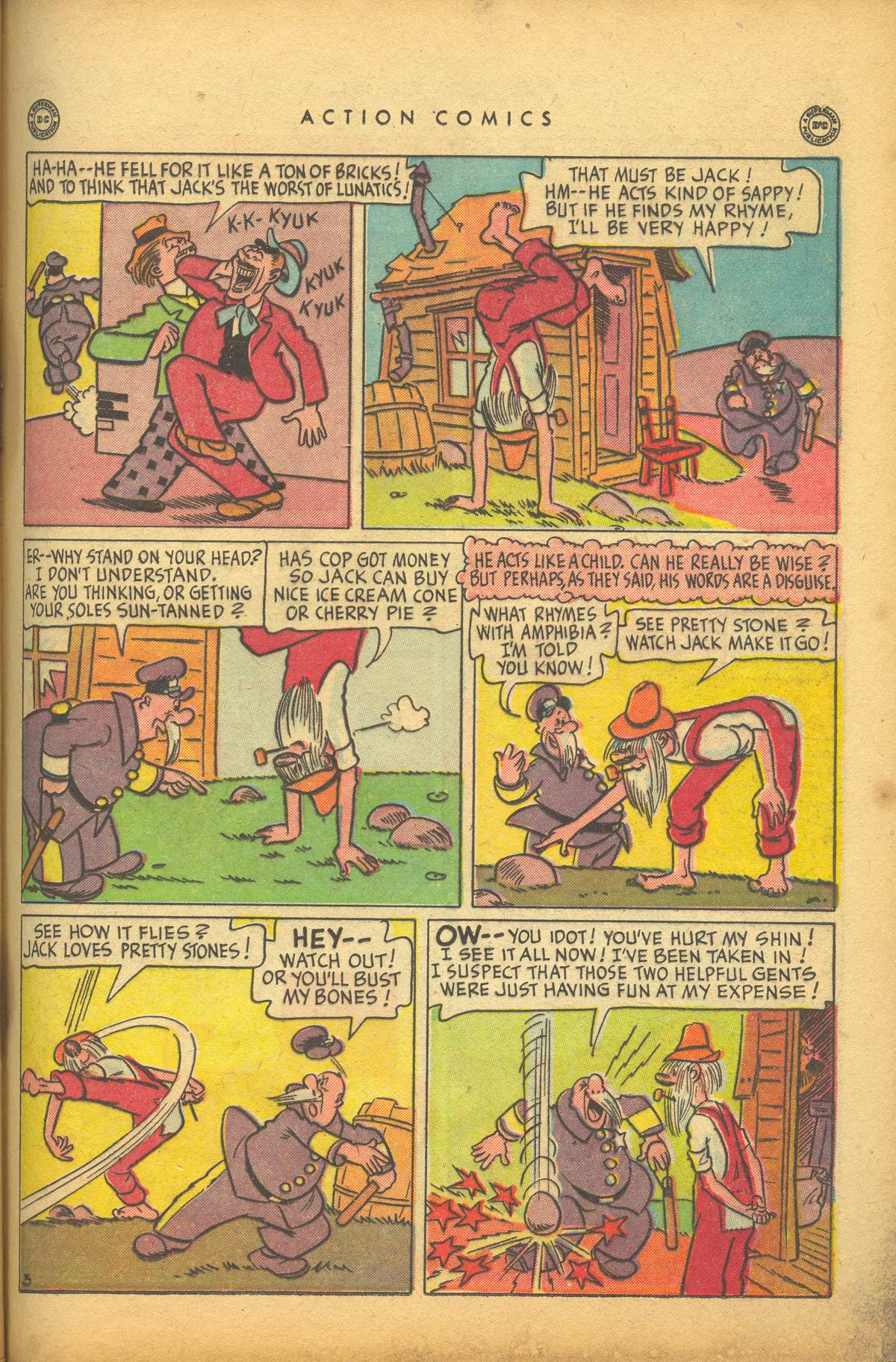 Read online Action Comics (1938) comic -  Issue #112 - 37