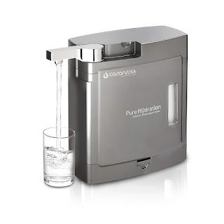 Anti-Oxidant Ionized Water