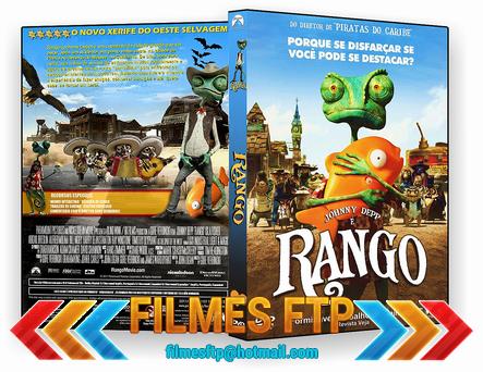 rango dvd-r